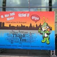 Giga Event in Mainz